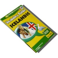 Talk Now Vocabulary Builder Icelandic