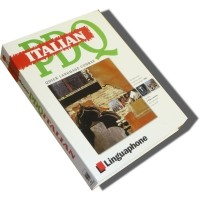 Linguaphone Italian - Italian PDQ Quick Language Course on VHS Video Cassette