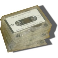 Amharic Newspaper Reader (4 Audiotapes) tapes only