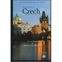 Hippocrene Czech - Beginner's Czech (Book and Audio CD)