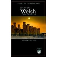 Hippocrene Welsh - Beginner's Welsh (Book and Audio CD)