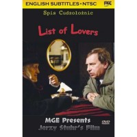 List of Lovers (DVD)