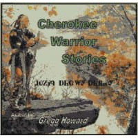 Cherokee Warrior Stores CD (audio)