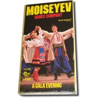 Moiseyev Dance Company - Gala Evening