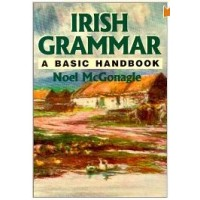 Hippocrene Irish Grammar - A Basic Handbook (100 pages)