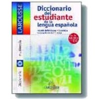 Spanish - Larousse Diccionario del estudiante for Win