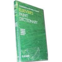 Elsevier Paint Dictionary (