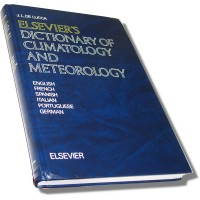 Elsevier Dictionary of Climatology and Meteorology (Book)