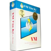 VNI Tan Ky 3.0 Vietnamese System for Windows