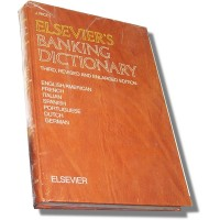 Elsevier Dictionary of Banking Dictionary (Book)