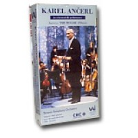 Karel Ancerl - In Rehearsal and Performance