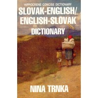 Slovak-English / English-Slovak Dictionary: Hippocrene Concise Dictionary