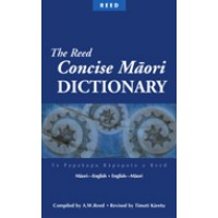 Reed Concise Maori Dictionary (Maroi to and from English)