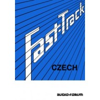 Fast Track Czech (6 AudioTapes W/ 250 page Book)