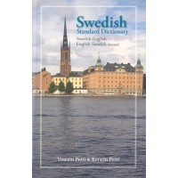 Hippocrene - Swedish-English / Engish-Swedish Standard Dictionary