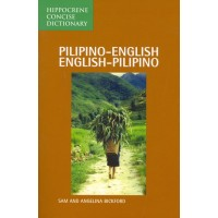 Hippocrene - Pilipino-English / English-Pilipino Concise Dictionary