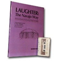 Laughter the Navajo Way - Literature on Audio CD & Book