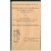 Latin - The Pronunciation and Reading of Classical Latin w/Cassette