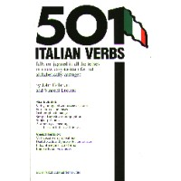 Barrons - 501 Italian Verbs Fully Conjugated