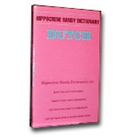Hippocrene Dutch Handy Dictionary (120 pages)