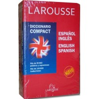 Larousse Diccionario Compact (Espanol to and from English)
