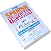 Barrons - Spanish Thesaurus for Children-Libro de Sinonimos&Antonimos