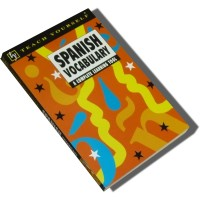 NTC - Teach Yourself Spanish Vocabulary Course (Paperback)