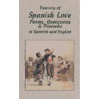 Treasury of Spanish Love Poems, Quotations & Proverbs (2 Audio Cassettes) Audio Book