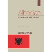 Hippocrene English to and from Albanian Standard Dictionary (687 pages)