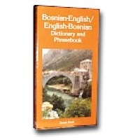 Hippocrene Bosnian - Bosnian/English/Bosnian Dictionary And Phrasebook