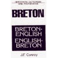 Breton-English/English-Breton Dictionary and Phrasebook - Hippocrene