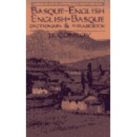 Hippocrene - Basque <> English Dictionary and Phrasebook