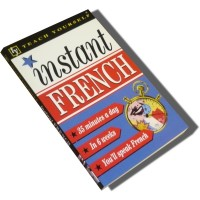 NTC - Teach Yourself Instant French Complete Course (Paperback)