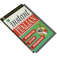 NTC - Teach Yourself Instant Italian Complete Course (Paperback)
