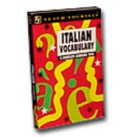 NTC - Teach Yourself Italian Vocabulary Course (Paperback)