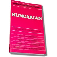 Hungarian: Hippocrene Handy Extra Dictionary (209 pages)