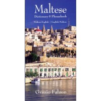 Hippocrene - Maltese-English / English-Maltese Dictionary and Phrasebook