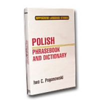 Polish Phrasebook And Dictionary (Hippocrene Language Studies) (252 pages)