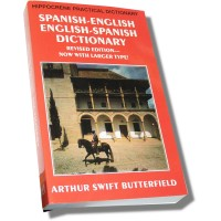 Spanish-English / English-Spanish Dictionary: Hippocrene Practical Dictionary (Paperback)