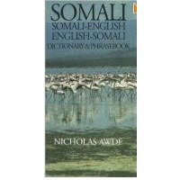 Somali: Somali-English / English-Somali Dictionary And Phrasebook