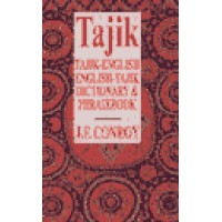 Tajik: Tajik-English / English-Tajik Dictionary And Phrasebook (Paperback)