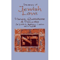Treasury of Jewish Love: Poems, Quotations & Proverbs : In Hebrew, Yiddish, Ladino and English