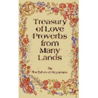 Treasury of Love Proverbs From Many Lands (Hardcover)