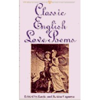 Classic English Love Poetry (130 pages)