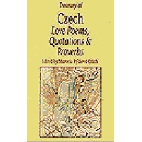 Treasury of Czech Love Poems, Quotations & Proverbs (Hardcover)