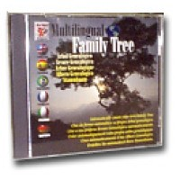 Multilingual Family Tree CD-ROM