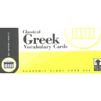 Vocabulary Flashcards (1,000 cards) Classical Greek