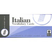 Vocabulary Flashcards (1,000 cards) Italian