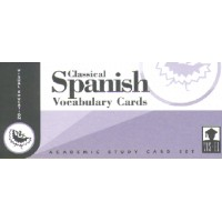 Vocabulary Flashcards (1,000 cards) Classical Spanish