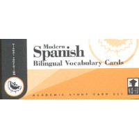Vocabulary Flashcards (1,000 cards) Modern Spanish